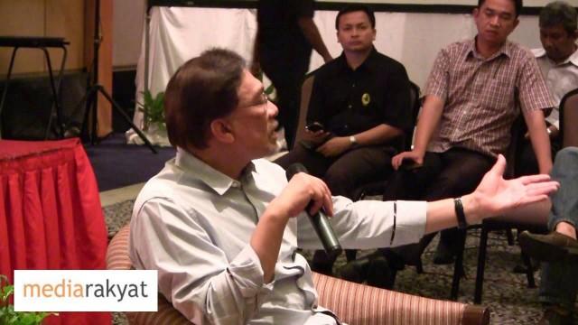(Q&A) Anwar Ibrahim: Masalah Wakil Rakyat Lompat Parti