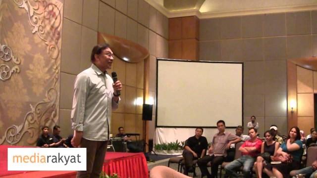 Anwar Ibrahim: Takut Apa Kalau Safee Jadi Pendakwa?