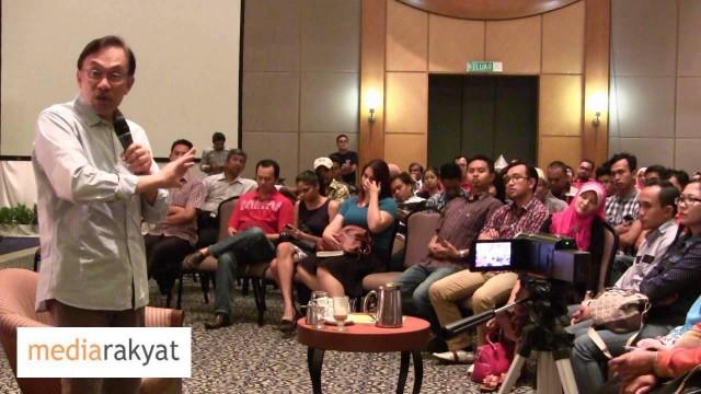 (Q&A) Anwar Ibrahim: Masalah Ekonomi Anak Muda Di Malaysia