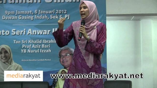 Nurul Izzah Anwar: Ayah Saya (My Father)
