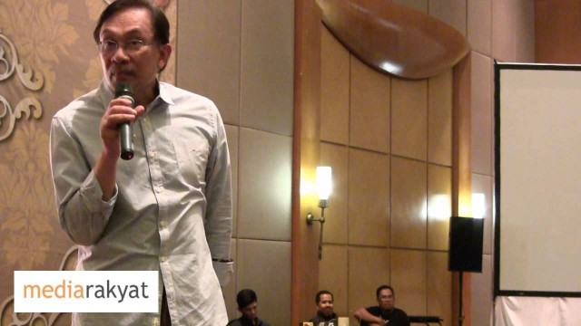 Anwar Ibrahim: Bagaimana Manjaga Keharmonian Rumah Tangga?