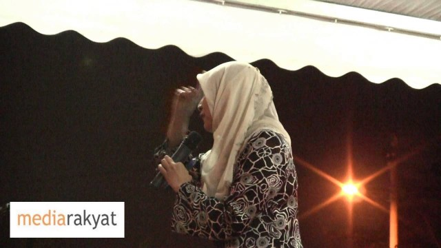 Nurul Izzah: Najib, You Are A Terrible Liar
