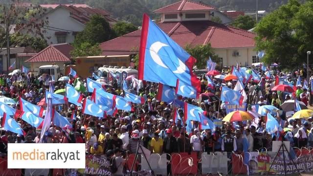 Penamaan Calon PRK Dun Kajang: Kangkung Parade