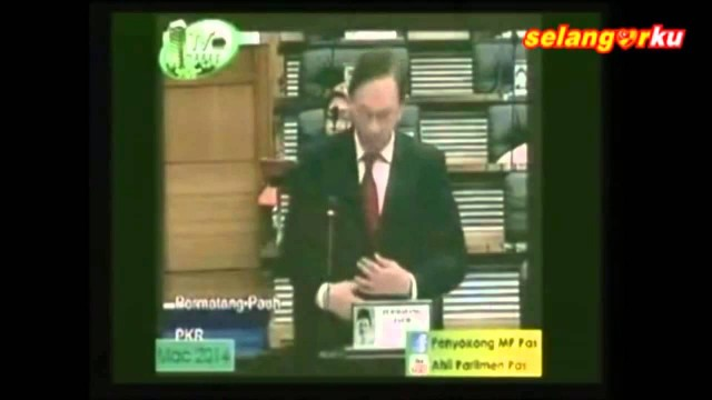 Anwar Ibrahim: Siapa Bayar Bomoh 1Malaysia?