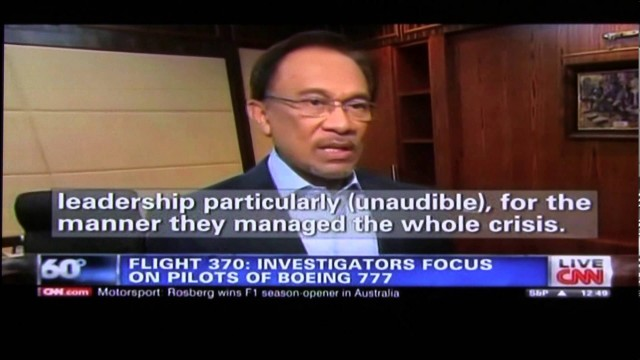 Anwar Ibrahim: To Deflect Their Own Failure, They Now Choose To Attack Me
