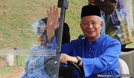 RM2.8mil for Seri Perdana Hari Raya 'open house'