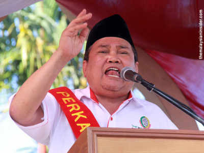 Ibrahim Ali: Why Obama did not advise the non-Muslims in the country to respect the Muslims
