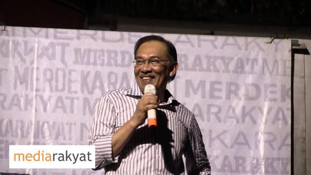 Anwar Ibrahim: Itu Bukan Suara Rakyat Malaysia, Itu Suara Menteri UMNO Bodoh