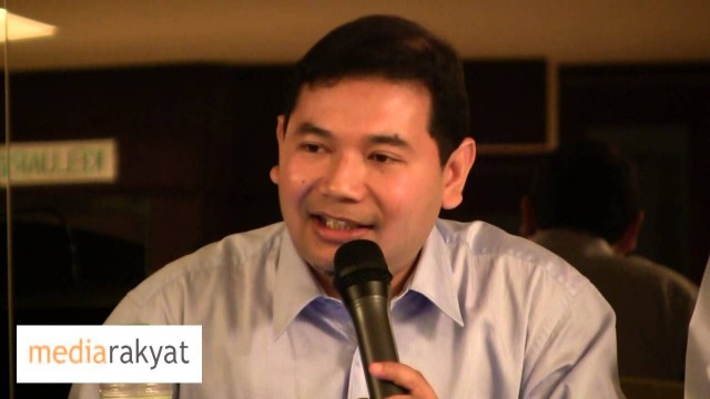 Rafizi Ramli: If Constantly Calculate Our Chances, We Won't Be In Politics Because We Didn't Hav Any
