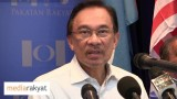 Anwar Ibrahim: The MB Should Have Taken A Tougher Stance