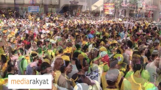 28/04/2012 (Bersih 3.0) Anwar Ibrahim: Kebangkitan Rakyat Malaysia (Malaysian People Rise Up)