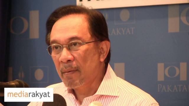 Anwar Ibrahim: Kita Bukan SPR, Kita Tidak Sembunyikan Penipuan