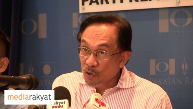 Anwar Ibrahim: The Institutions Of Governance Are Not Ready To Implement Hudud
