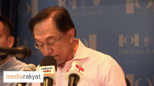 "Anwar Ibrahim: Give Us More Time For Discourse, PAS Can Be Persuaded For A ""Healthy Discourse"""