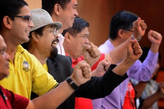 Penganjur demonstrasi 1 Mei tidak rancang 'rempuh' Dataran Merdeka