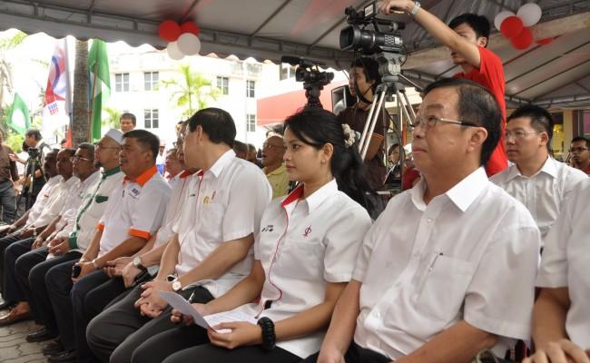 Dyana Sofya sah calon DAP di Teluk Intan