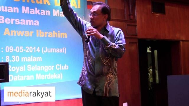 Anwar Ibrahim: Tak Payah Buat Penilaian, Universiti Kita Memang Terbaik Di Dunia?