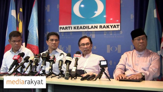 Anwar Ibrahim: Immediate Action Against Anyone Who Create Mischief & Destroy Public Property