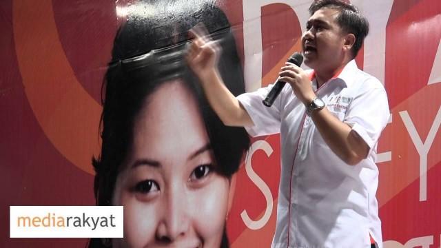 Anthony Loke: Mengapa UMNO Bantai DAP Letakkan Calon Melayu?