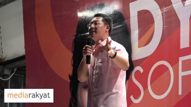 Nga Kor Ming: Kali Ini Kita Tolak Politik Perkauman, Politik Kotor