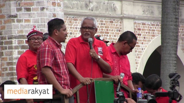 Mahfuz Omar: Mereka Merompak Wang Rakyat, Tapi Yang Di Hukum Ialah Rakyat
