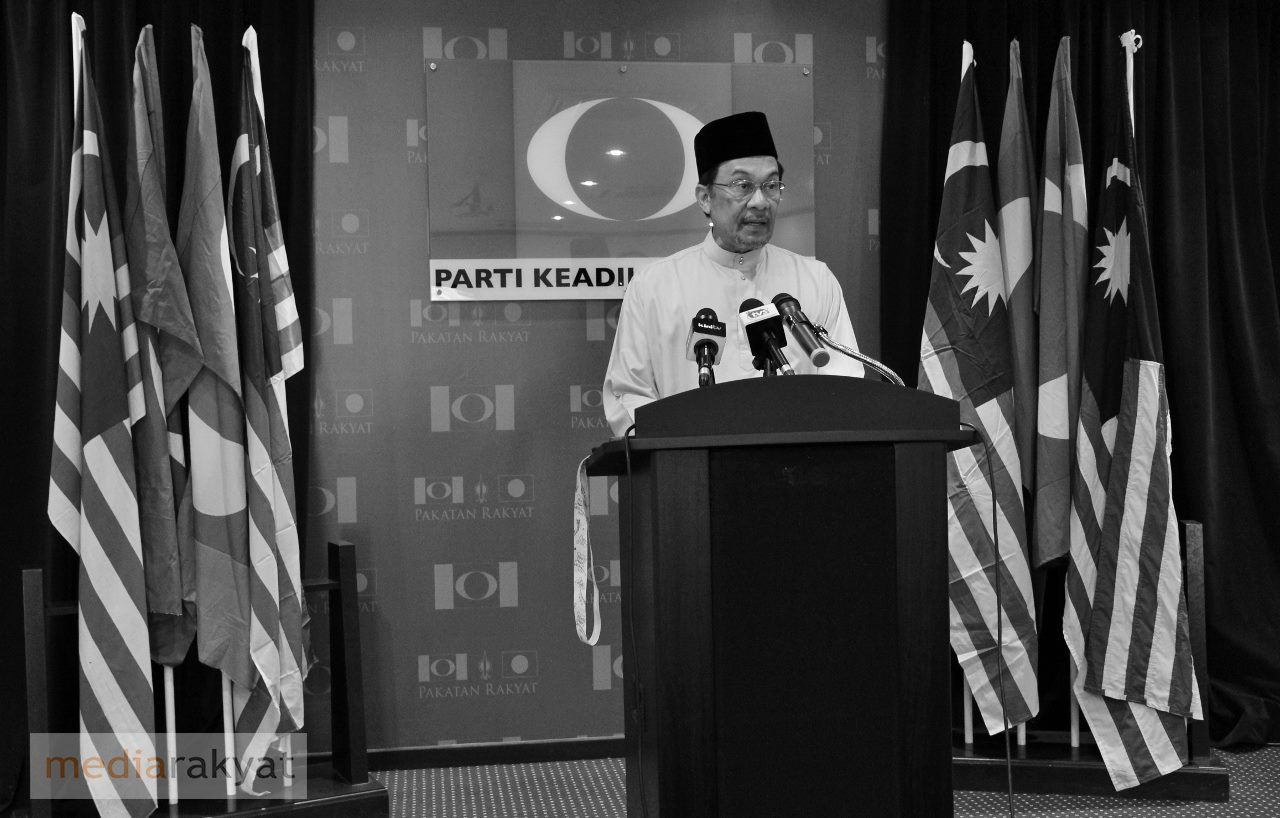 Anwar Ibrahim: Pemecatan serta merta Profesor Mohd Redzuan tidak mengejutkan tetapi tetap mengecewakan dan tidak wajar