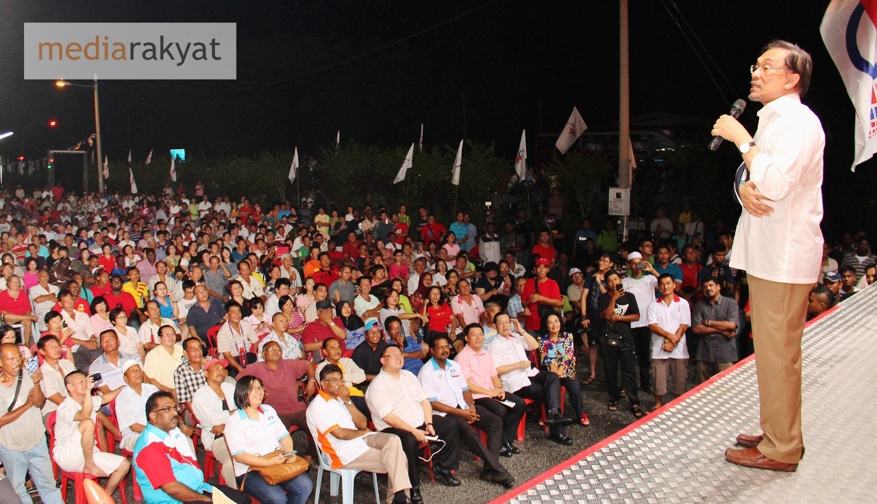 Anwar Ibrahim: Pakatan has to work harder to penetrate rural heartland