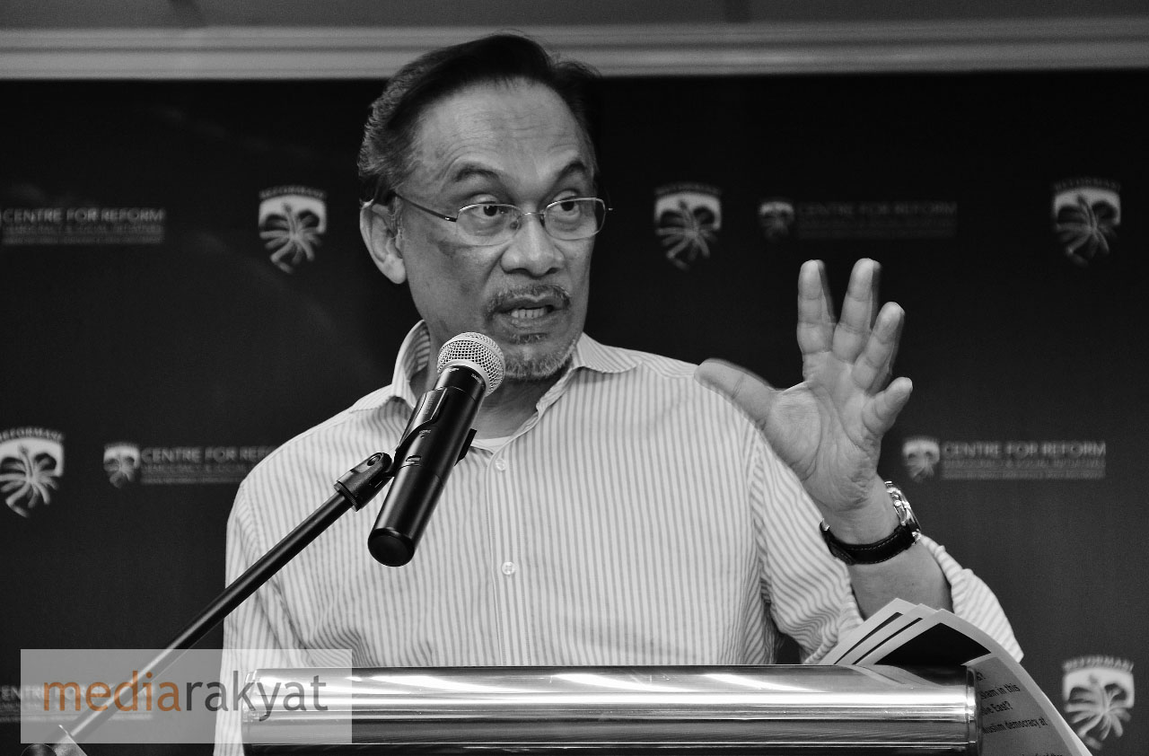 Anwar Ibrahim: Federal Court's decision to deny leave puts country in greater despair