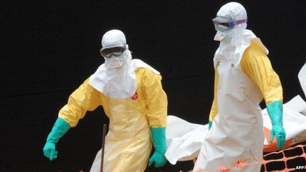 BBC: Ebola death toll hits 208 in Guinea