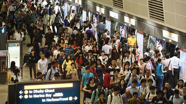Singapore Has One Of World's Most Efficient Transportation Systems