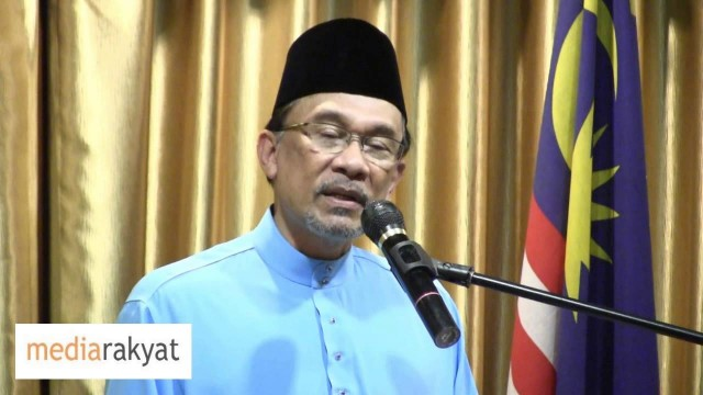 Anwar Ibrahim: Pakatan Rakyat Have Done Wonderfully Well Getting Common Agenda Forward