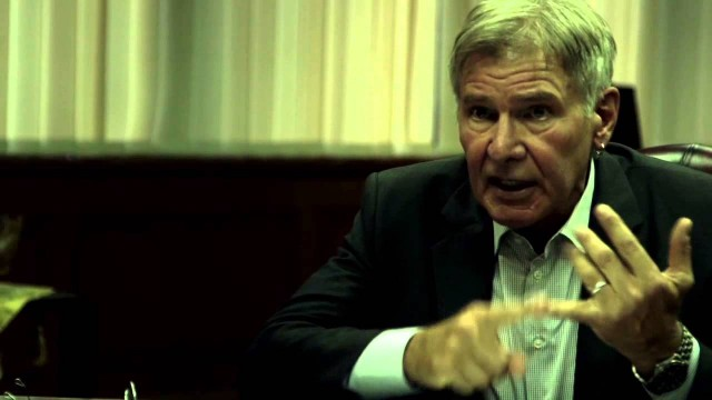 Harrison Ford Grilled Indonesian Minister of Foresty On Deforestation