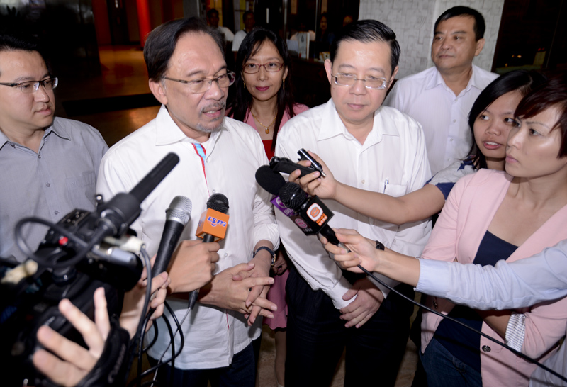 Accept decision and move on, Anwar tells Khalid