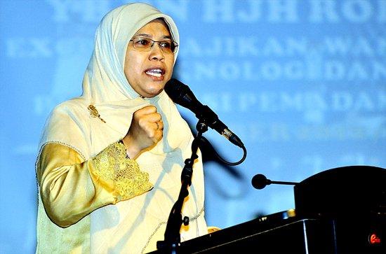 Rodziah Ismail: Bersama Memantapkan Pakatan Rakyat Selangor