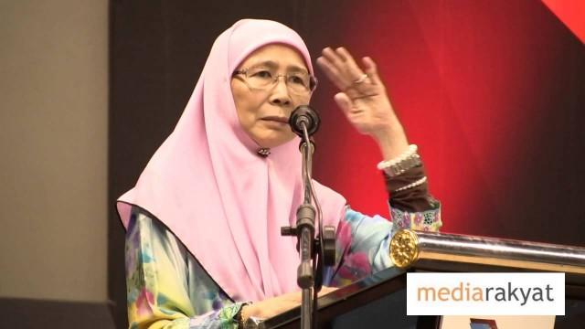 Dr Wan Azizah: Reformasi Jiwa Merdeka