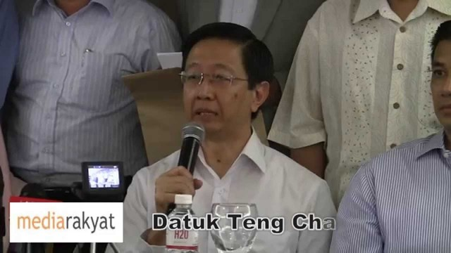 Teng Chang Khim: Semua 15 DAP Adun Memberi Sokongan Kepada Dr Wan Azizah