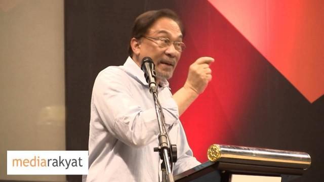 Anwar Ibrahim: PAS Telah Membuktikan Semangat Setiakawan Yang Benar