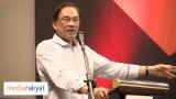 Anwar Ibrahim: Parti Ini Parti Harapan Masa Depan Sebab Parti Ini Pertahankan Prinsip & Idealisme