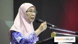 Dr Wan Azizah: Selangor Patut Dijadikan Sebuah Hab Pendidikan & Negeri Contoh Pakatan