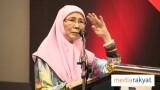 Dr Wan Azizah: Kalau Ini Amanah Yang Diturunkan, Saya Terima Walaupun Hati Berat
