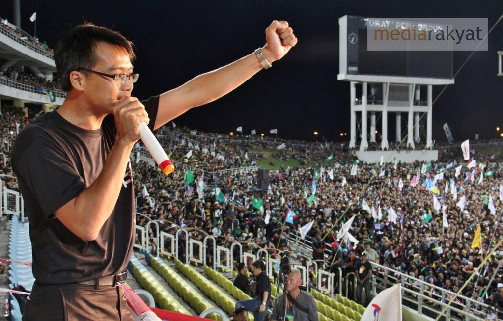 "Lee Khai Loon: 3 Pegawai Khas ADUN Machang Bubuk Diminta Bantu Siasatan Polis Dalam Isu ""Flashmob I LOVE Kangkung"""