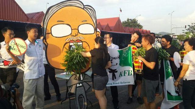 Solidariti Bersama Pembantu Politik Yang Disiasat, Gugurkan Semua Pendakwaan Politik