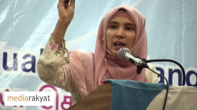 Nurul Izzah: The planned red-shirt racially based rally will put Malaysia on a slippery slope to the downfall of the very fabric of our society