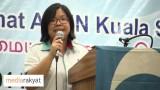 Chua Yee Ling 蔡依霖: 大家一起努力,给十八丁规划一个美好的未来