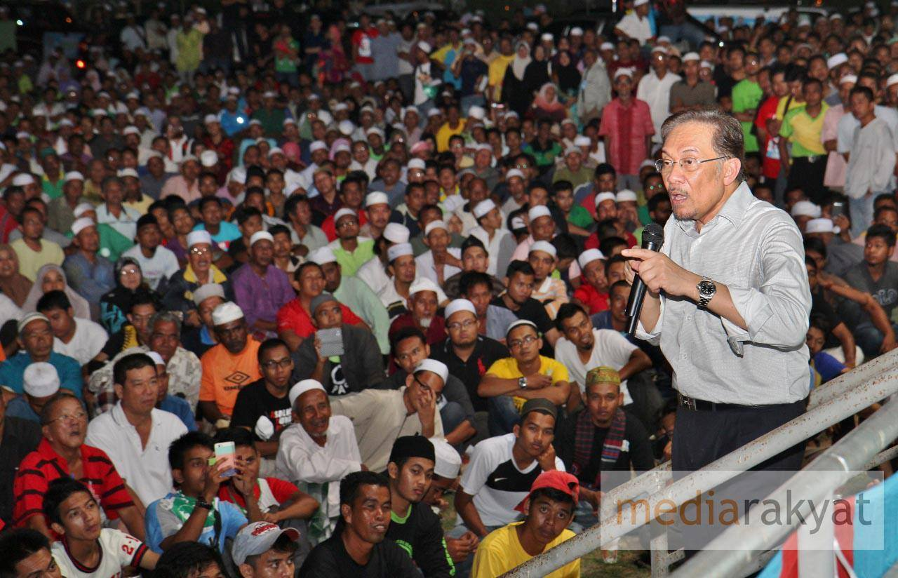 Anwar Ibrahim: UM's Deputy Vice-Chancellor Must Stop Talking Like An UMNO Branch Leader