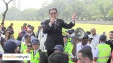 (Freedom Walk 2014) Christopher Leong: We Walk For The Future Generation Of Malaysian