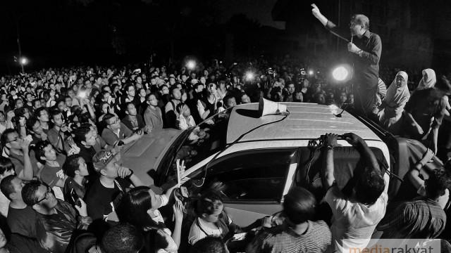 Anwar Ibrahim: Pidato Umum Di Universiti Malaya
