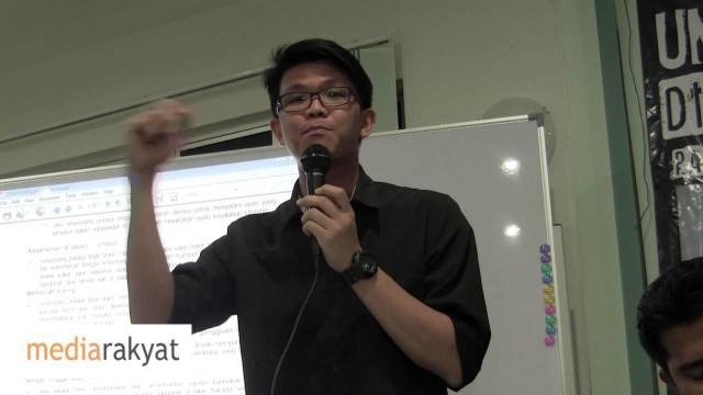 Tan Kar Hing: Universiti Atau Penjara?