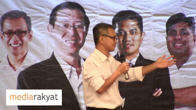 Tony Pua: Najib Is Creating The Biggest Scandal Ever In The History Of Malaysia