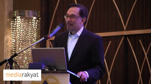 Anwar Ibrahim: Ahamdulilah, I Am Psychologically Prepared For The Decision